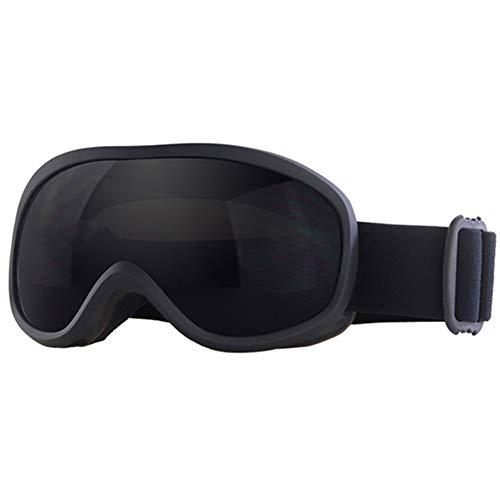 AEF Anti-Fog Skibrille Ski Goggles Snowboardbrille Doppel-Objektiv UV-Schutz Helmkompatible Magnetisch Wechselobjektive Brille Damen Herren Snowboard Skifahren,3