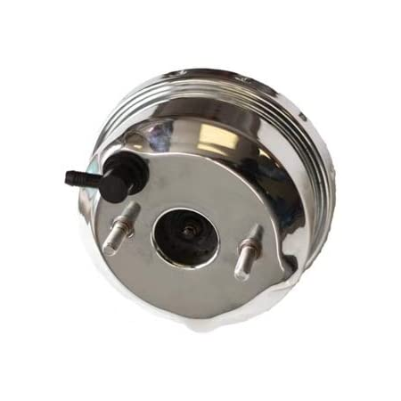 7 Inch Booster Chrome