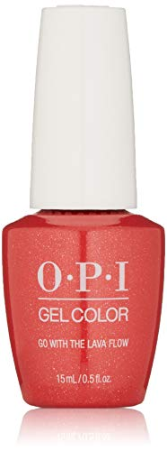 OPI Gel nagellak 15 ml GB met de Lava Flow.