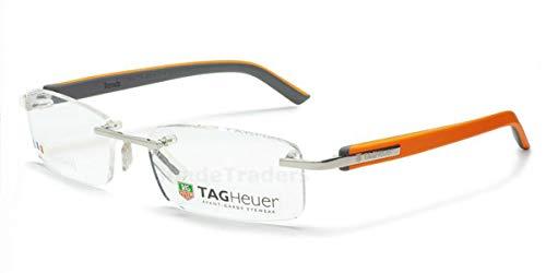 TAG HEUER Brillengestelle TH-8108 Rechteckig Brillengestelle 54, Mehrfarbig