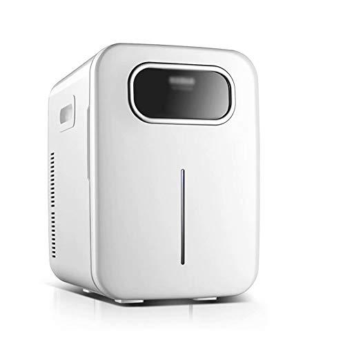 Frigorifero per Auto, Mini frigo Portatile da 20 Litri, Frigorifero a Porta Singola, Piccolo congelatore per Studenti
