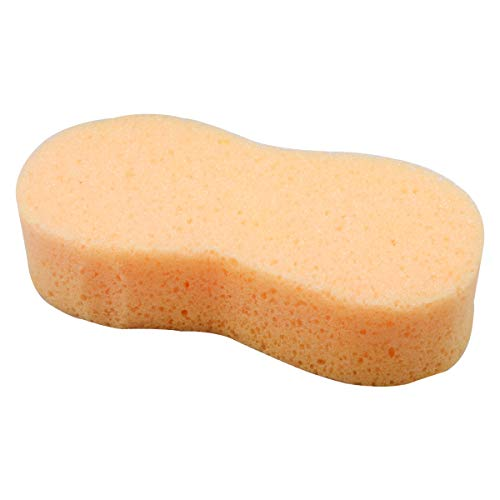 Lantee Large Car Wash Sponge - 1 Piece Big Sponge for...