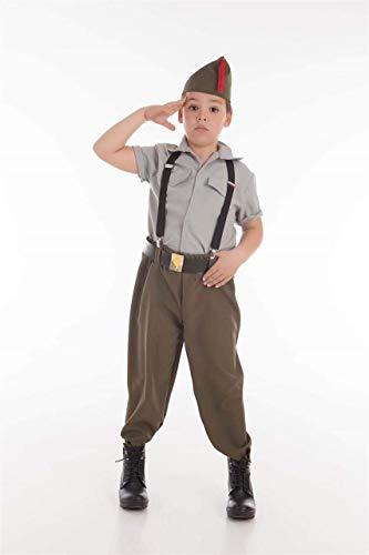 Creaciones Llopis- Disfraz Infantil, 2-3 aos (3618-0)