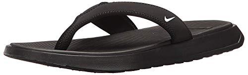 Nike Mens Ultra Celso Thong Black White Black Size 13