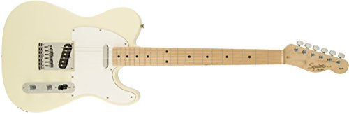 Fender Squier Affinity Series™ Telecaster, Maple Fi Guitarra Eléctr