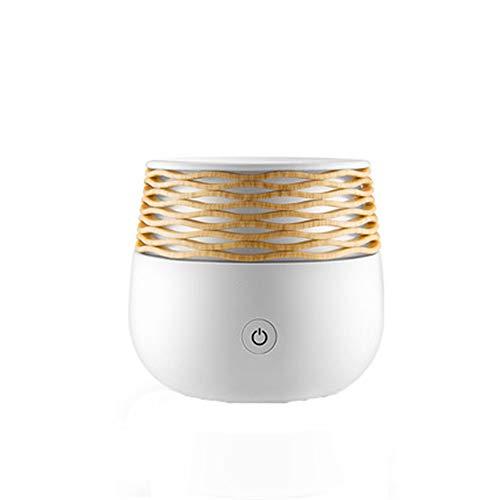 DQM aromatherapie, diffuser voor etherische olie, luchtbevochtiger, decoratie, decoratieve lamp, aroma, voor kleine slaapkamer, hotelkamer, tafel, kantoor