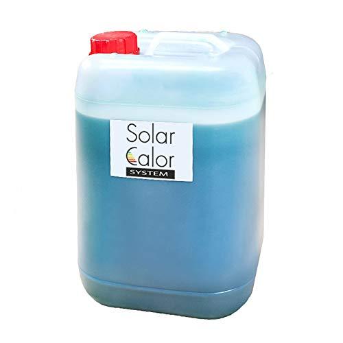 Liquido Premiscelato per Impianto Solare Termico Glicole Antigelo Propilenico 20 L