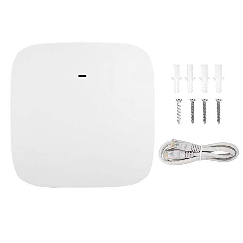 Router, 750 Mbps Router, Dual Band Wireless Repeater, AP Wifi Signaalbereik Extender, Plug-and-Play, 10/100 Mbps bedrade transmissiesnelheid