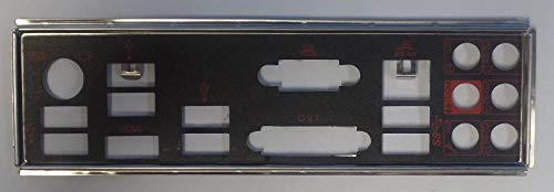 MSI Z87-G43 Gaming MS-7816 Ver.2.1 - Blende - Slotblech - IO Shield #303011