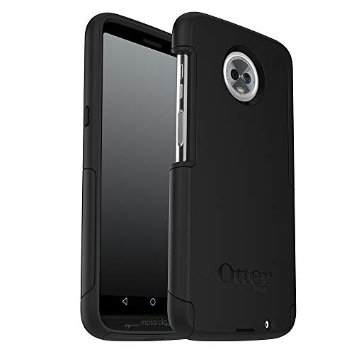 OtterBox Commuter Series Case for Moto Z3 Play - Retail Packaging - Black
