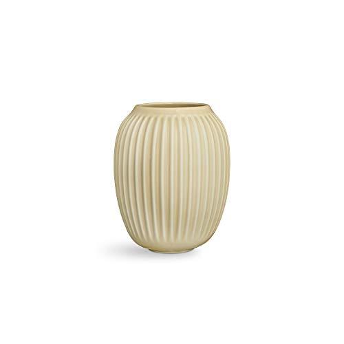 Kähler Hammershoi Vase, Steingut, Betulla, 16.5 cm