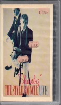 Showbiz wholesale VHS Superlatite