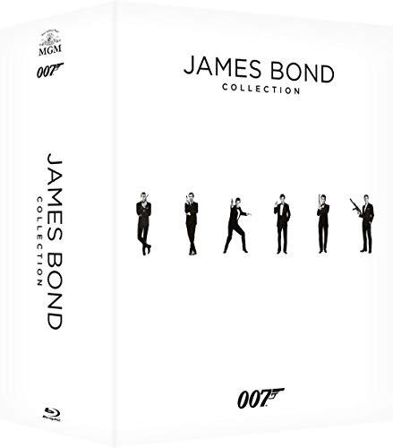 James Bond Complete Collection - 24 Film - Exclusiva Amazon (24 Blu Ray)