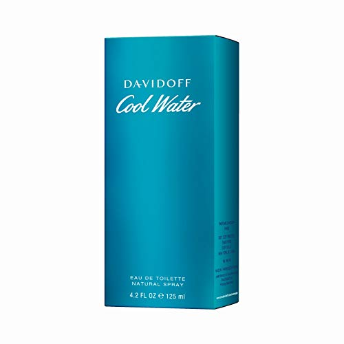 Davidoff Cool water for men 125ml edt spray