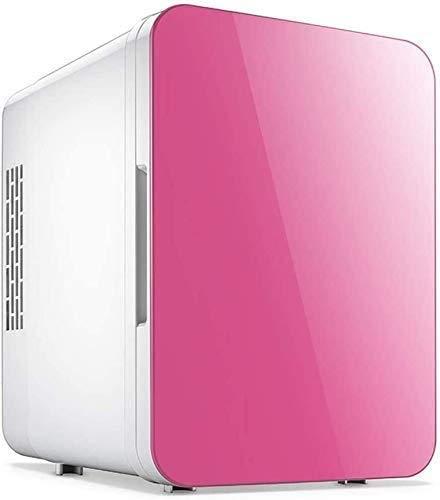 XUHRA Mini-Kühlschrank mit Gefrierfach Table Top Kühlschrank Tischmodell für Schlafzimmer Büro-Auto-Dorm - beweglichen Verfassungs-Skincare Kühlschrank mit digitaler Temperaturkontrolle