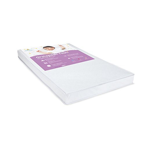 Big Oshi Portable/Mini Crib Mattress - Great Folding Crib...