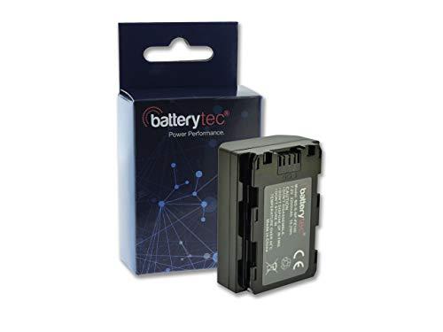 2250mAh Batterytec® Replacement cámara Batería para Sony FZ-100, Sony ILCE-7RM3, Alpha 9, A9, 9R, A9R, Alpha 9S, A9S, A7RIII, A7R3, A7 III Cámara Digital. [Recargable,12 Meses de garantía]