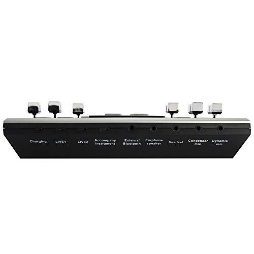 Micrófono de estudio Mezclador de audio Calidad excelente