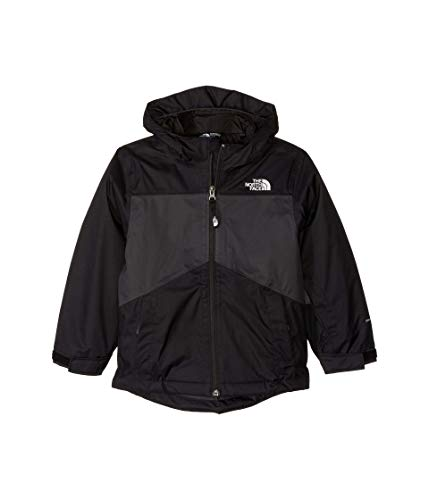 The North Face Boys' Clement Triclimate, TNF Black, S