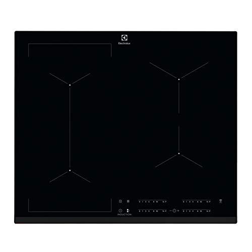 Electrolux Elektrische Inductie kookplaat met 4 Verwarming Velden EIV634, Glas