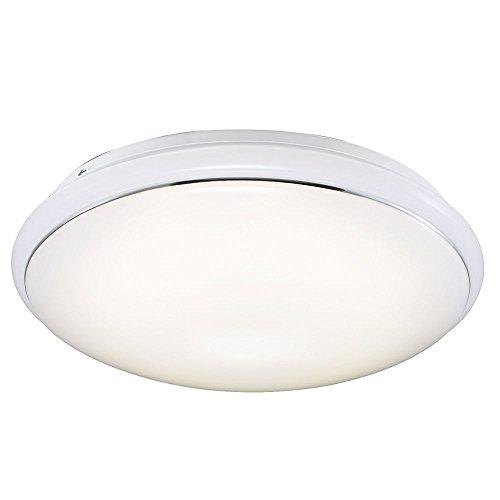 Nordlux LED Deckenleuchte MELO 34 Wandleuchte, 12W LED, 3000K, 840lm, IP23/20, weiß EEK: A