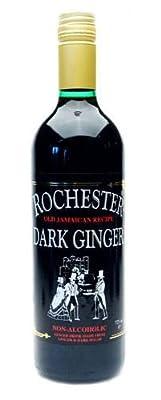 Rochester Rochester Dark Ginger Drink Non Alcholic 725ml (Pack of 2)