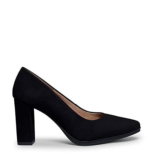 Urban Zapatos Negros de tacón Alto