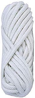 Yashvin Brand Cotton Long Lasting Nada for Ethnic Dress Salwars, Churidars, Pyjamas and Saree Petticoats (White, 20 Meter)
