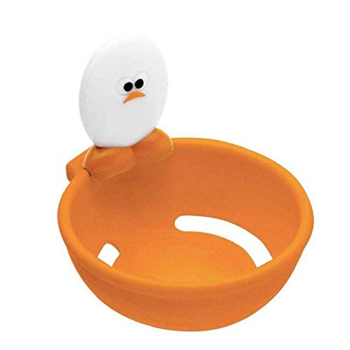 LYGACX Separatore di Uova, Uova Yolk Yoolk Separatore Bianco Plastica Uovo portacaniera Portacannatura Filtro da Cucina Gadget da Cucina