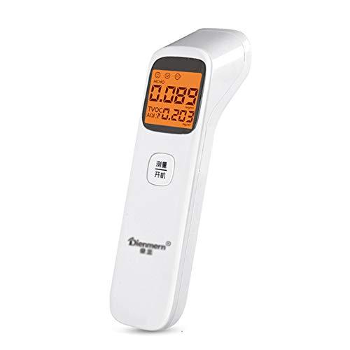 Luftdetektor Home Office Auto Formaldehyd Methanol-Detektor Professionelle Luftqualitätsprüfung