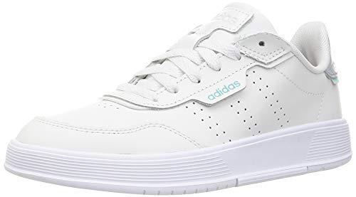adidas COURTPHASE, Zapatillas de Tenis Mujer, Balcri/Balcri/MENACI, 38 EU