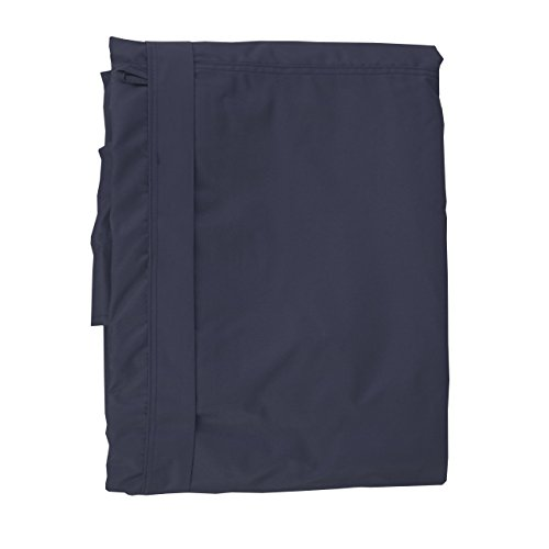Mendler Toile de Rechange pour pergola 3,5x3,5m HWC-C42, Toit ouvrant - Bleu