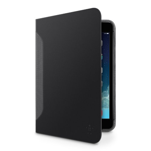 Belkin PU Leather Cover Book Case with Hand Strap for iPad Mini and iPad Mini 3