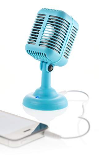 Spinning Hat Rockabilly Mic Speaker - Altavoz PC