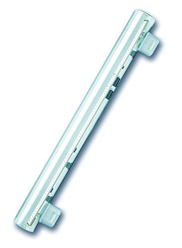 Radium LED Linienlampe 60W Ersatz klar dimmbar 9W Leistung S14S Glas