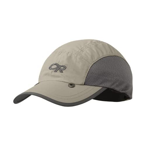 Outdoor Research Sun Runner Cap - Ultimate Training Breathable Sun Hat Khaki
