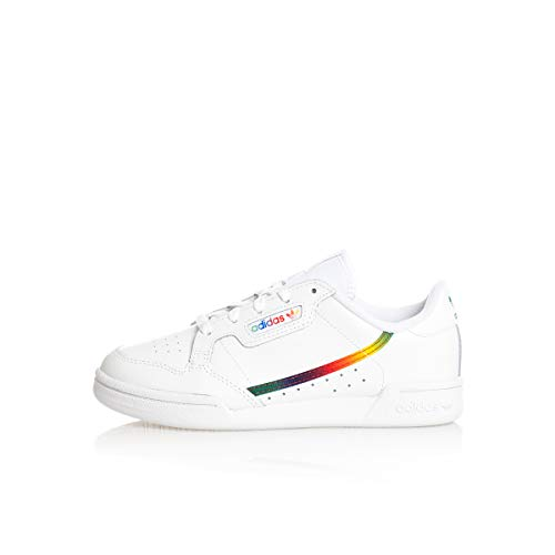 adidas EG8974-34, Scarpa da Corsa su Strada Unisex-Adulto, Multicolour, 34 EU