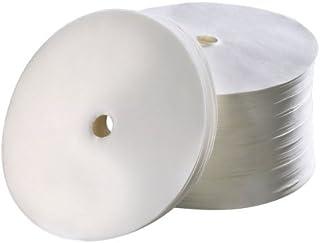 Rundfilter Papier für Bartscher Rundfilter Kaffeemaschine Regina Plus 40T, 250 Stk., Durchmesser 195 mm - Kaffeefilter