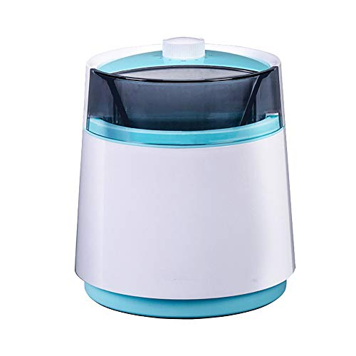 Best Prices! WENCY Fully Automatic Fruit Ice Cream Machine One-Click Frozen Dessert Maker Can Be Tim...