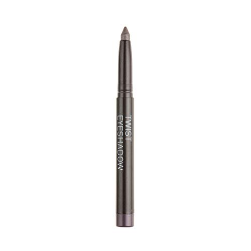 Korres Black Volcanic Minerals Twist Eyeshadow Stick, 33 Grey brown, 1er Pack (1 x 1.4 g)