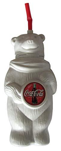 COCA Cola - Trinkbecher als Polarbär - 24 cm
