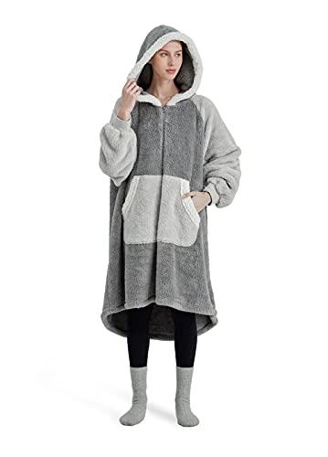 Top adult hooded blanket  -  Our Picks