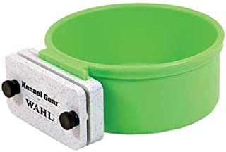 Kennel Gear Bowl with locking system - Lime Green