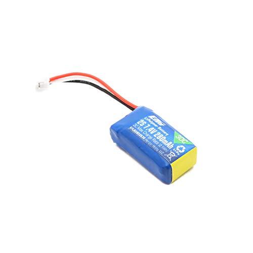 E-flite 7.4V 280mAh 2S 30C LiPo Battery: PH, EFLB2802S30