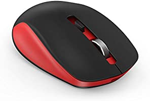 Wireless Mouse, seenda 2.4G Wireless Computer Mouse with Nano Receiver 3 Adjustable DPI Levels, Portable Mobile Optical...