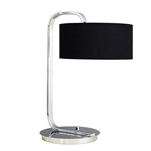 WZHZJ Lámpara de Mesa Retro for Hotel Dormitorio Mesita de luz de la lámpara de la Sala de Tabla del Escritorio de la lámpara Retro (Color : A)