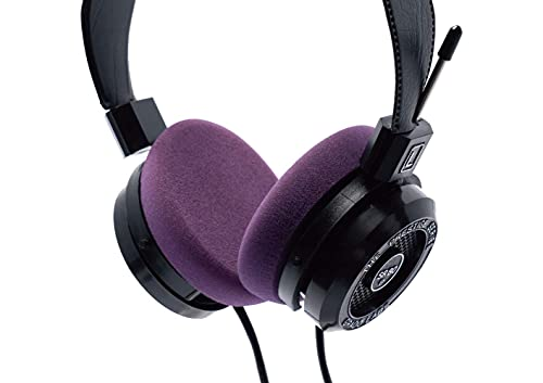 S Cushion by YAXI (Replacement earpads) (Acid Purple)