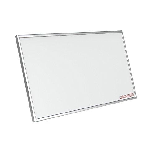 Knebel Infrarotheizung PowerSun Reflex reinweiß 60 x 120 x 1,6 cm 900 Watt