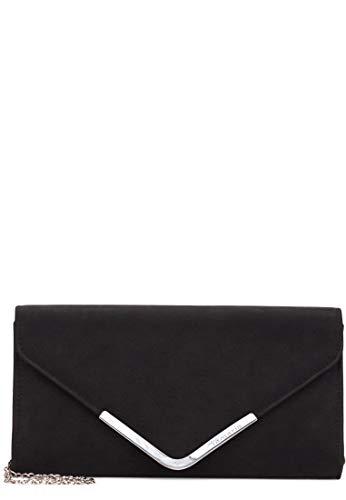 Tamaris Clutch Amalia 30453 Damen Handtaschen Uni black 100One Size