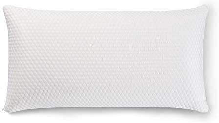 Pure Talalay Bliss Latex Foam Pillow Breathable Cooling Cover Shapeable Shred Queen Low Profile product image